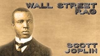 """Wall Street Rag"" by Scott Joplin (Ragtime Piano Tribute) Roaring Ragtime"