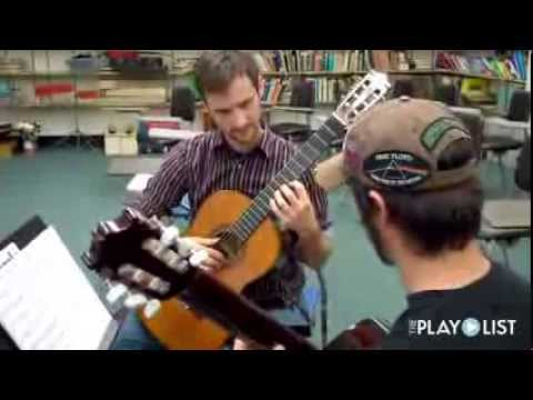 PlayList - Classical Guitar - Weber Music Hall
