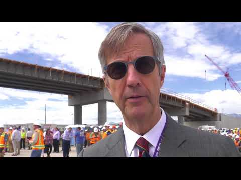 Capital City News Interview - The new SLC Airport