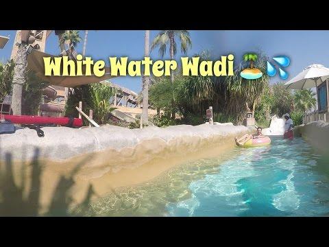 water slide – white water master blaster at wild wadi waterpark Dubai (GoPro Hero 5)