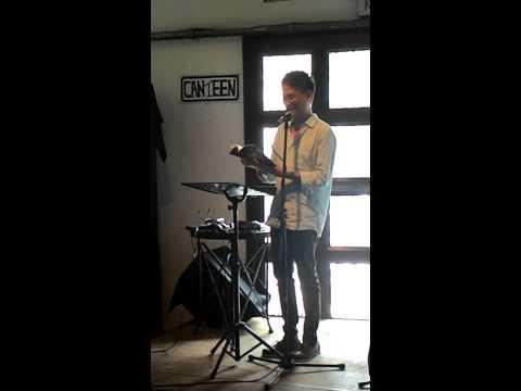 Danton Remoto, GTLF2015 Poetry Marathon