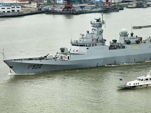 High tech military gear: MALAYSIA ORDERS FOUR CHINESE SURFACE WARSHIPS