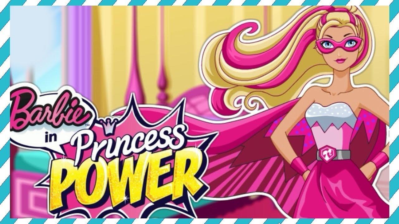 Barbie Em Super Princesa Dublado Assistir Filme Completo Dublado Em Portugues Youtube Youtube