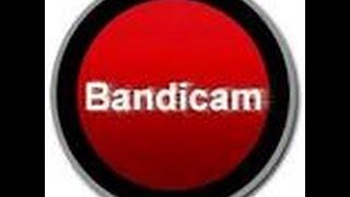 уроки по Bandicam для слабых компьютеров