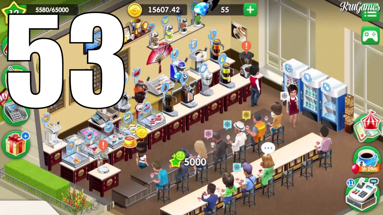 my cafe recipes stories android gameplay 53 level 12 youtube. Black Bedroom Furniture Sets. Home Design Ideas