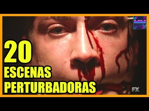 Las 20 Escenas Más Perturbadoras de American Horror Story CULT (Parte 1) - |MM|