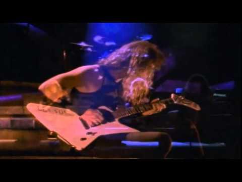 Metallica - To Live Is To Die Jam (Live Shit: Binge & Purge) [Seattle '89] (Part 9) [HD]