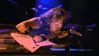 Metallica - To Live Is To Die Jam (Live Shit: Binge & Purge) [Seattle '89] (Part 9) [HD]