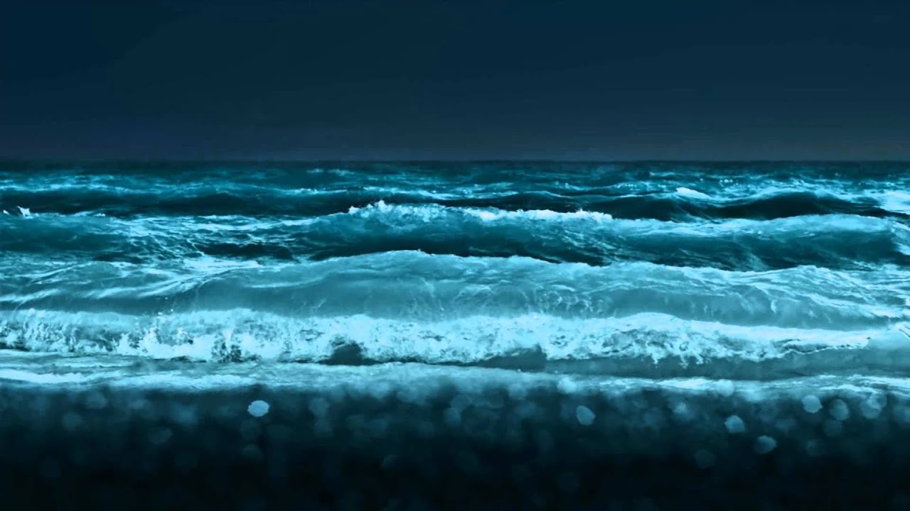 Ocean Waves Animated Wallpaper http://www.desktopanimated.com ...