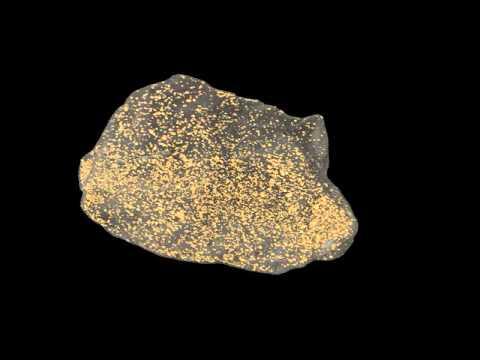 First look inside the meteorite