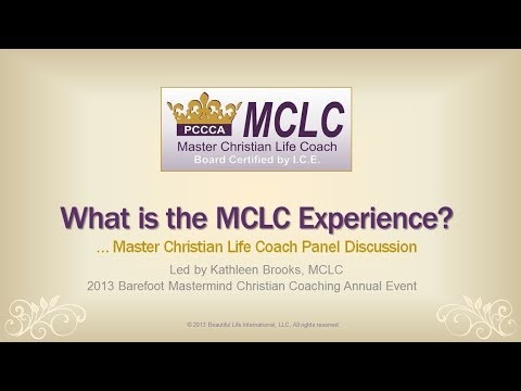 become a master christian life coach @ pccca - professional master ...