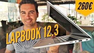 RECENSIONE Chuwi LapBook 12.3: ha il display di Surface Pro 4 a 260€
