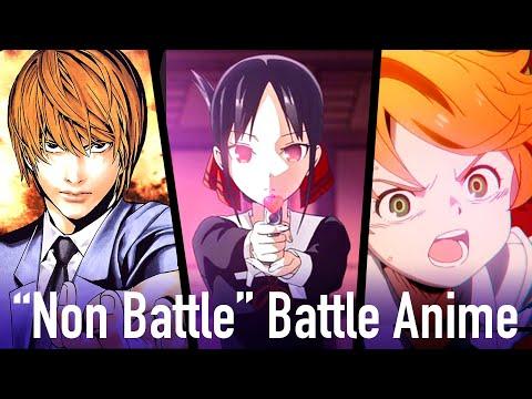 Non Battle Battle Anime