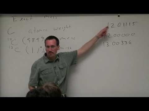 Mass Spectroscopy | Theory and Instrumentation | Lecture - 2