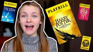 10 BROADWAY SHOWS I NEED TO SEE IN 2018!