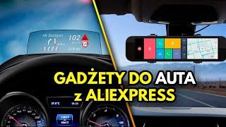 🚗15 Gadżetów do samochodu z 🅰🅻🅸🅴🆇🅿🆁🅴🆂🆂 - Cuda z Aliexpress #44