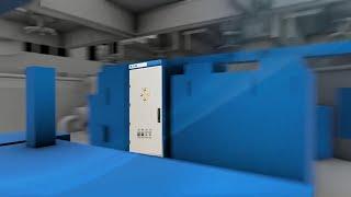 Power Xpert XGIS gas-insulated medium voltage switchgear