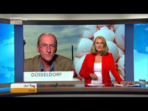 Fipronil-Skandal: Bernhard Burdick zu den Auswirkungen am 03.08.17