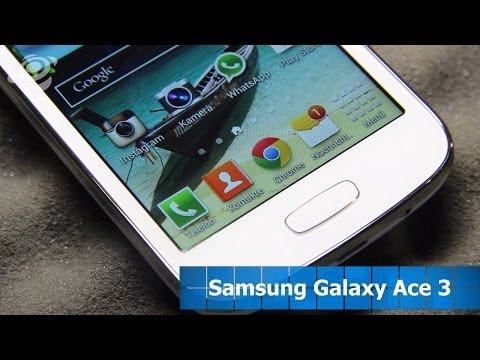 Samsung Galaxy Ace 3 im Test