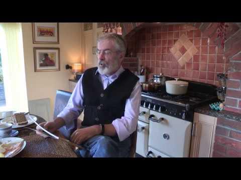 The Negotiator's Cook Book by Gerry Adams
