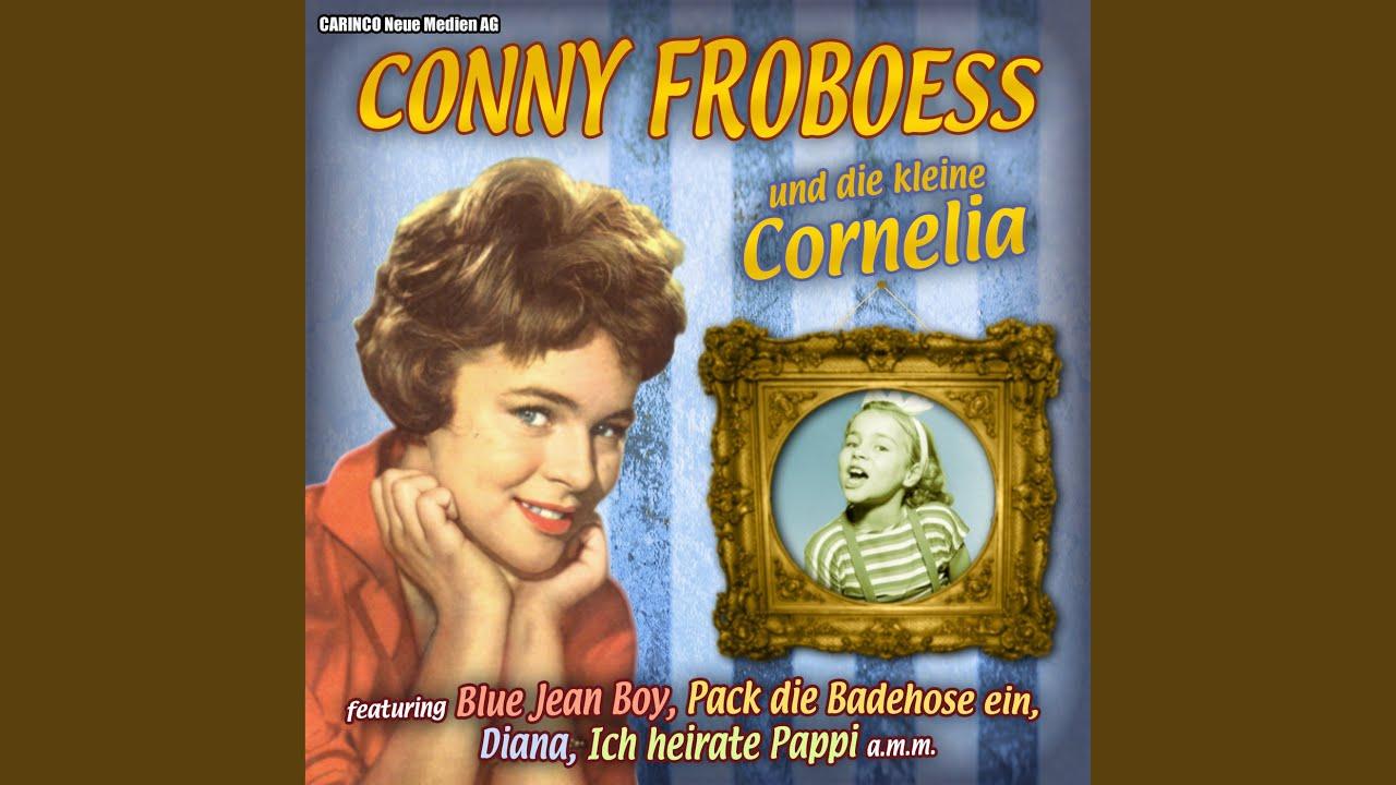 Conny Froboess Bilder schicke, schicke schuh