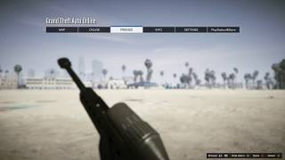 Current Settings/ Practice Sniping GTA V