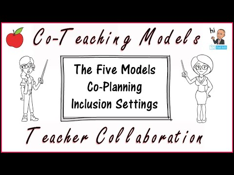 Special Education in Collaborative Classrooms