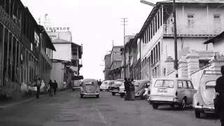 Addis Ababa in the '60s.