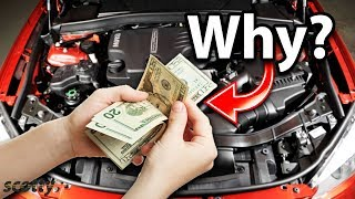 Why Mechanics Charge So Much To Fix Your Car