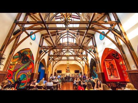 Beer Garden or Beer Church?