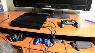 Распаковка бракованной Sony Playstation 4(Продолжение истории http://www.youtube.com/watch?v=oX2tnYYG9cc&feature=share&list=PLhskVdCmc0qtKvXeZG_qTyTglS9C9DWL6., 2013-11-27T23:18:00.000Z)