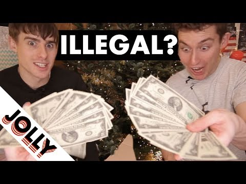 WE GOT SENT CASH IN THE MAIL!!!