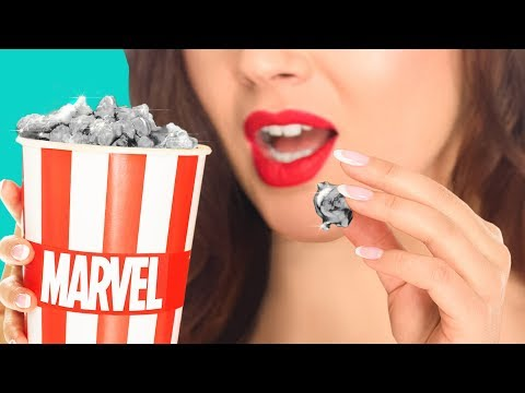 18 DIY SUPERHERO HACKS