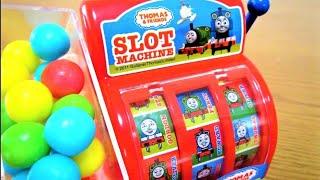 Gumball Machine Thomas and Friends ガムボールマシーン きかんしゃトーマス thumbnail