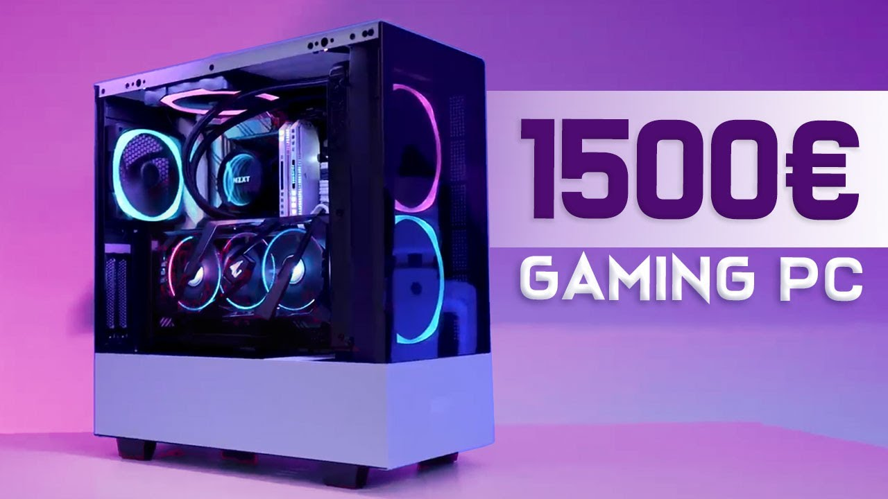 GAMING PC 2021! - für 1500€ exklusiven Gaming PC mit RTX 3060 bauen!