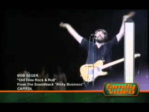 Bob Seger Old Time Rock & Roll Live From Cobo Hall!!!