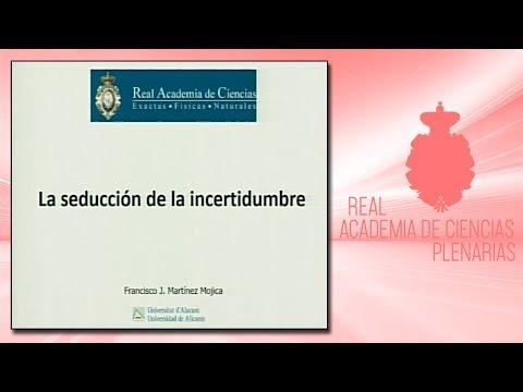 Francisco J.  Martínez Mojica, 29 de enero de 2020.CONFERENCIA PLENARIA.▶ Suscríbete a nuestro canal de YouTubeRAC: https://www.youtube.com/RealAcademiadeCienciasExactasFísicasNaturales?sub_confirmation=1http://www.rac.eshttps://twitter.com/racienci