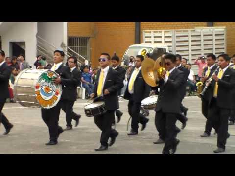 B.O. C.M. POMAPATA EN EL 31 ANIV. POR LAS RUTAS DE CHIQUIAN