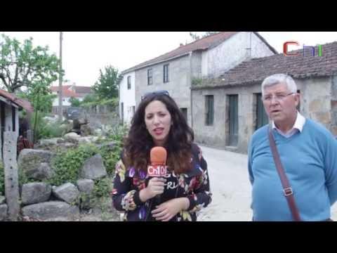 Obras na Freguesia Madalena e Samaiões