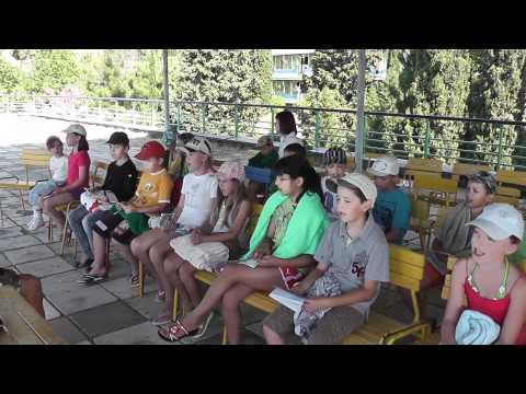 "Песня о ""Речном"". сл.С.Исхакова, муз. вожатые Артека"