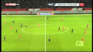 Hertha BSC - Fortuna Duesseldorf 1. Bundesliga Relegation 2012/13 1:2 3/4