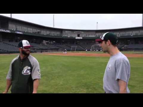 Matt Friedman RailCats Player-Broadcaster Tryout