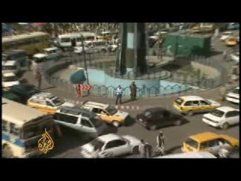 Kabul after the war faces traffic chaos - 24 Jun 08
