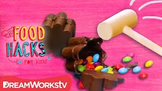 Chocolate Pinata! + More Cinco de Mayo Hackos  | FOOD HACKS FOR KIDS