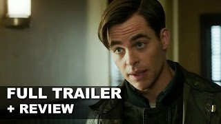 The Finest Hours Official Trailer + Trailer Review - Chris Pine & Disney : Beyond The Trailer