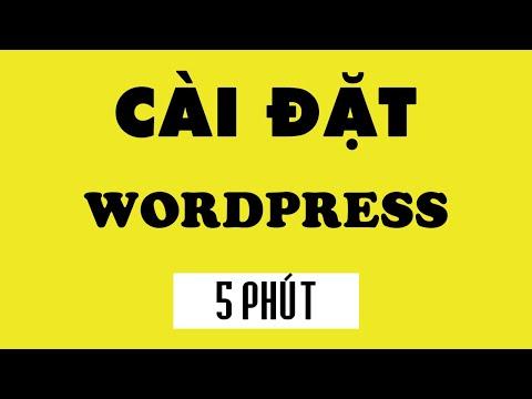 Tập 3 [Hướng dẫn làm website bán hàng wordpress] Cài đặt wordpress lên hosting thế nào?