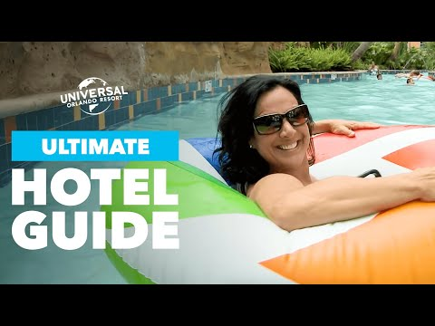A Guide to On-Site Hotels at Universal Orlando Resort