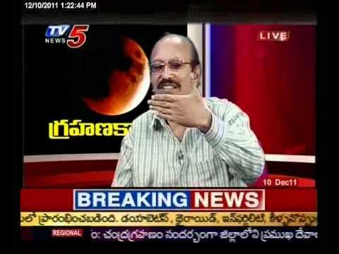 TV5 - Grahanam with Vastuvidwan venu Swamy & pavan Koushik part1