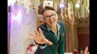 Поющий ведущий на свадьбу праздник в Москве ДОРОГО!!!