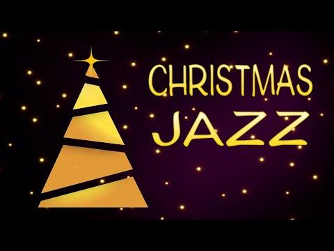 Christmas JAZZ Music - Christmas Carol Mix - Holiday JAZZ Music